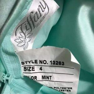 Tiffany Designs Dresses - Mint green, Tiffany, Size 4
